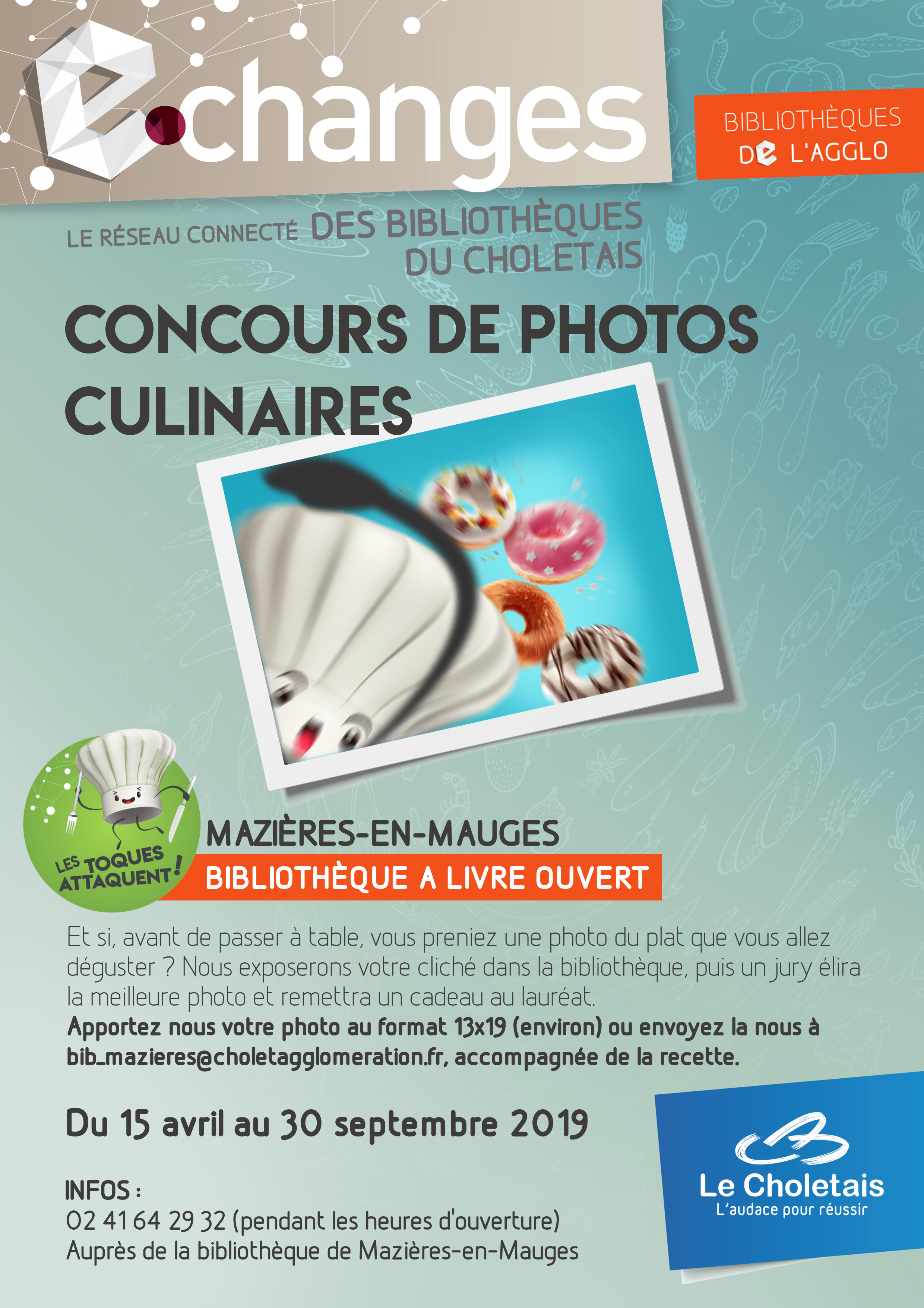 Concours culinaire