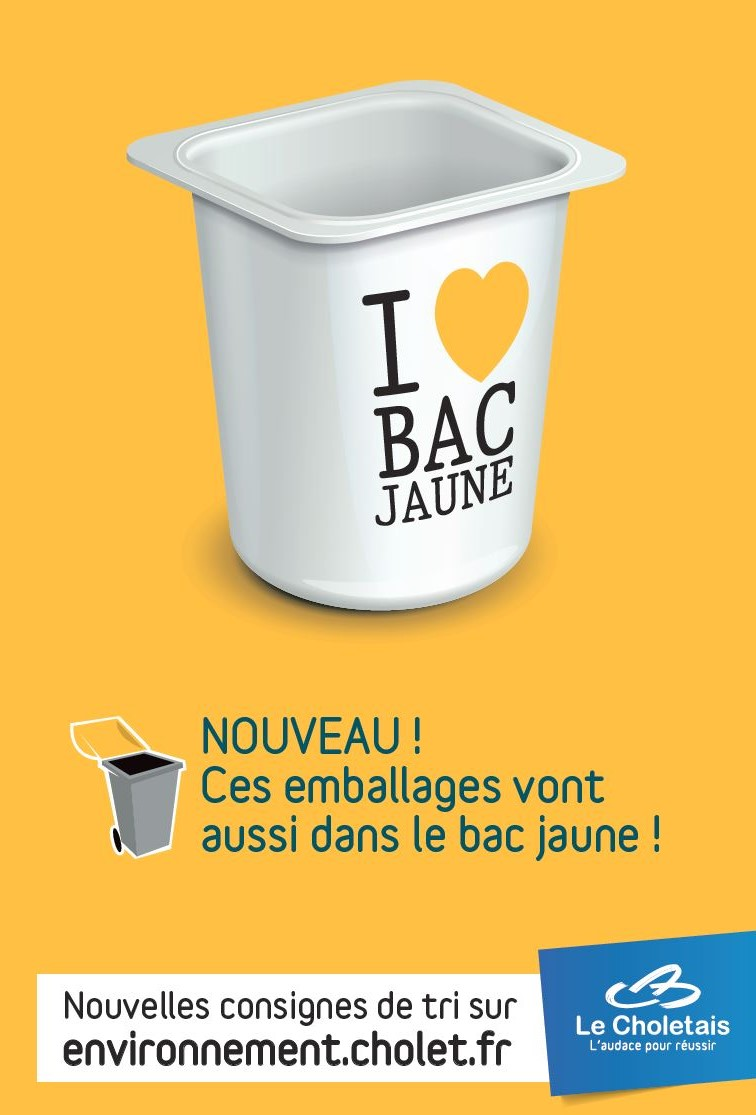 i love bac jaune