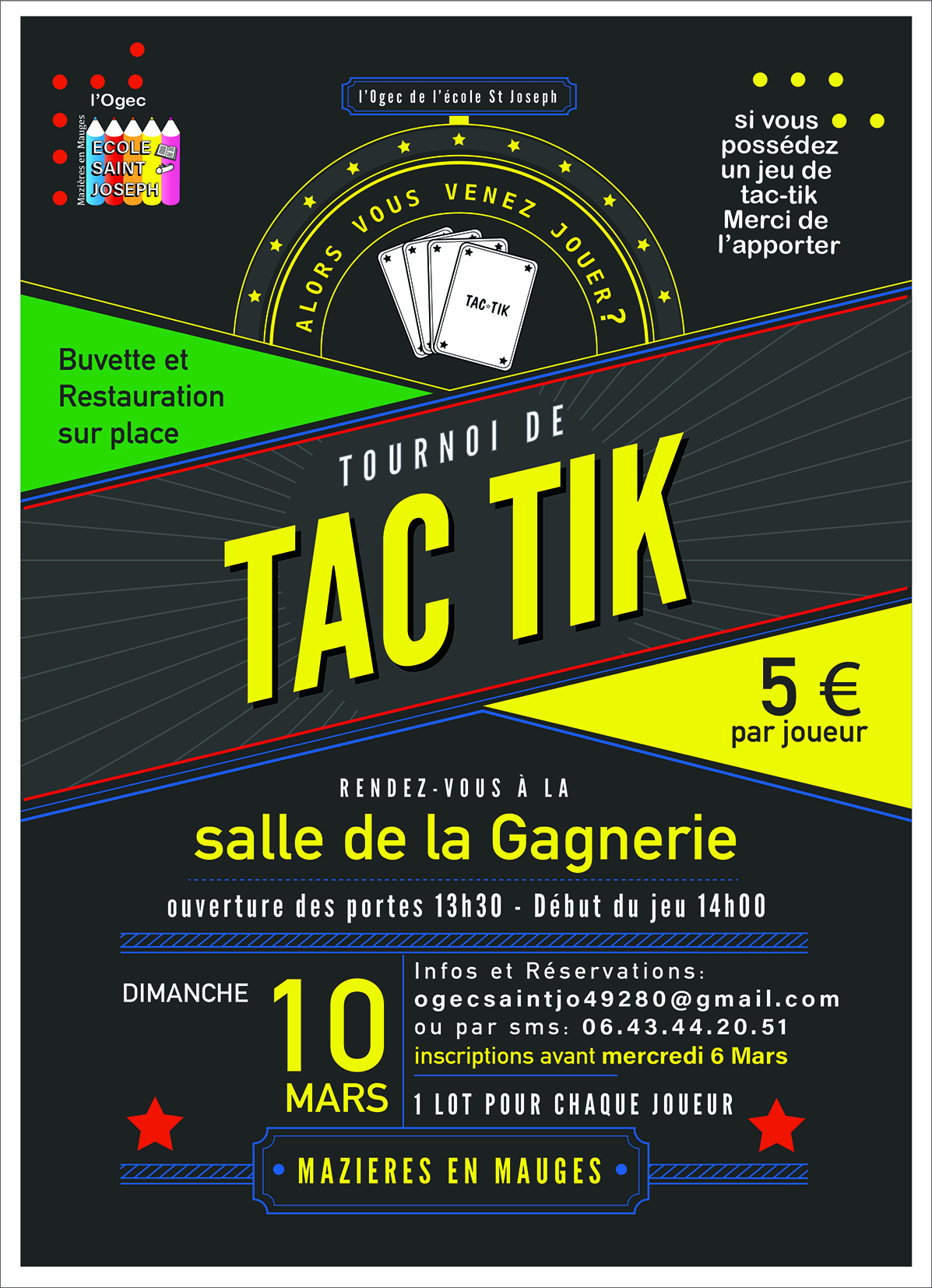 tournoi de tactik 2019